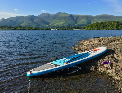 Derwent Water Regatta 2019